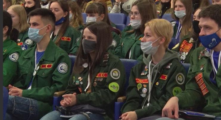 В Первоуральске начала работу региональная школа студенческих отрядов