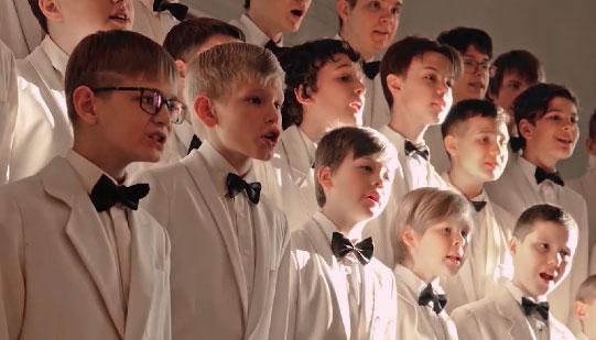 В Свердловском мужском хоровом колледже прекращён набор в первый класс