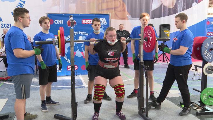 Сильнейшие спортсмены страны собрались в Екатеринбурге