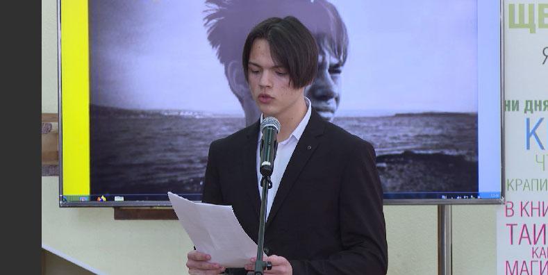 Юные поэты выступили перед публикой