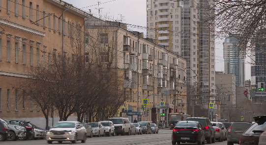 Екатеринбург ждет потепление