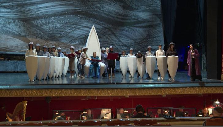 Оперу «Любовь издалека» представят в Екатеринбургском театре оперы и балета