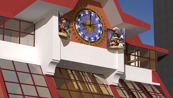 Сценой станет даже фасад здания: в Театре кукол продолжается реконструкция