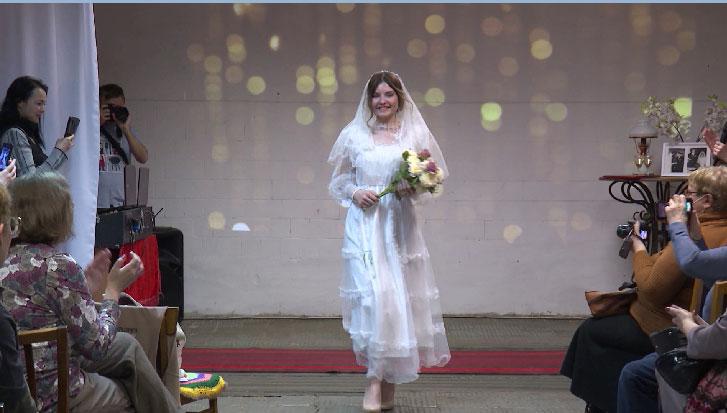 В Екатеринбурге открылась выставка «Свадьба в СССР»