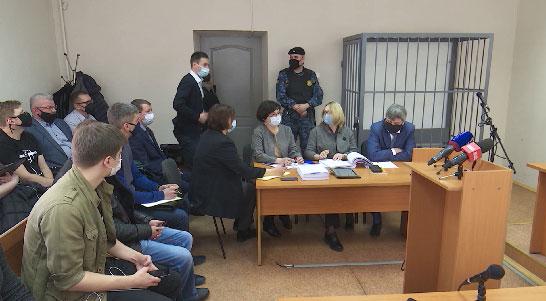 Громкий уголовный процесс стартовал в Екатеринбурге