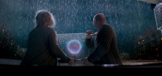 Фильм «Пара из будущего» продолжает покорять уральских зрителей
