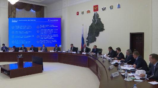 В уральском полпредстве обсудили вопросы развития в регионе НОЦ