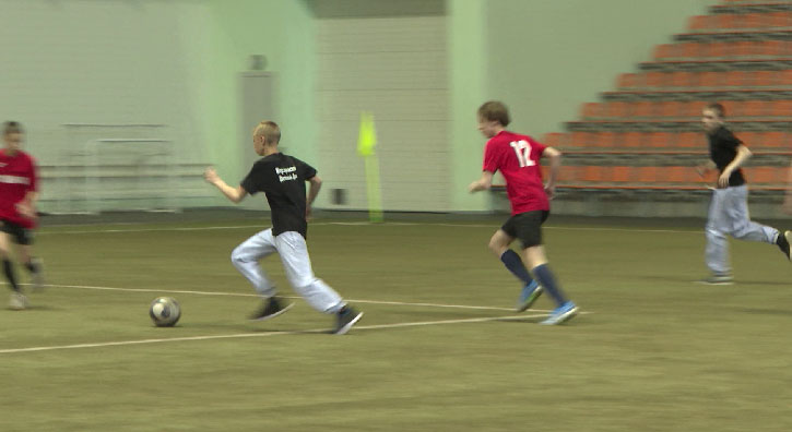 Благотворительный детский турнир по футболу собрал участников со всего Урала