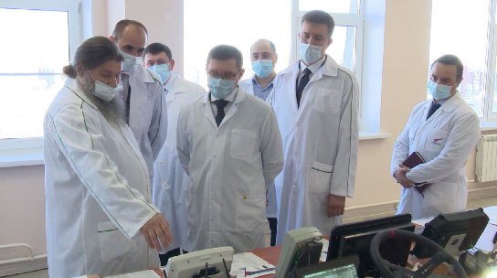 Владимиру Якушеву показали наработки уральских предприятий