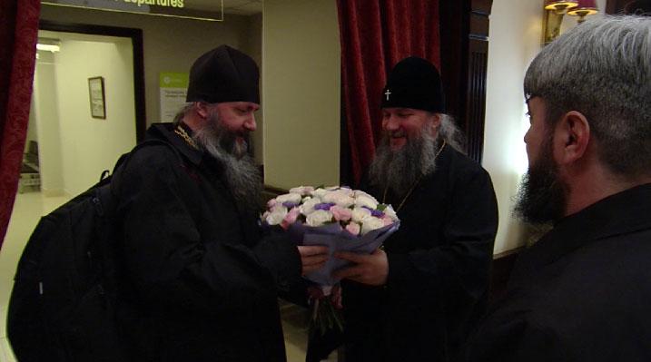 На Урал прибыл новый глава Нижнетагильской епархии