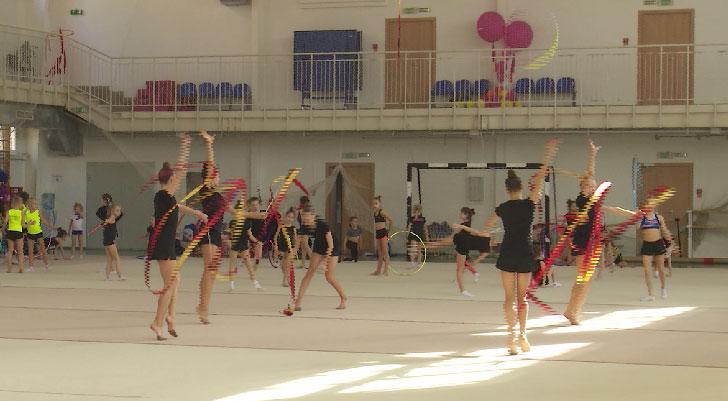 Верхняя Пышма примет Международный турнир по художественной гимнастике