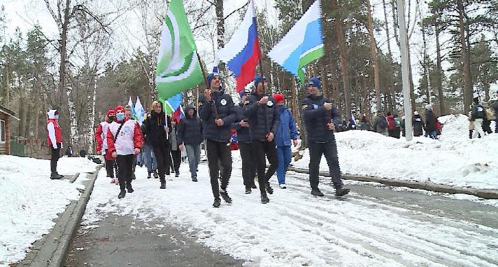Екатеринбуржцы присоединились к акции «10 000 шагов к жизни»
