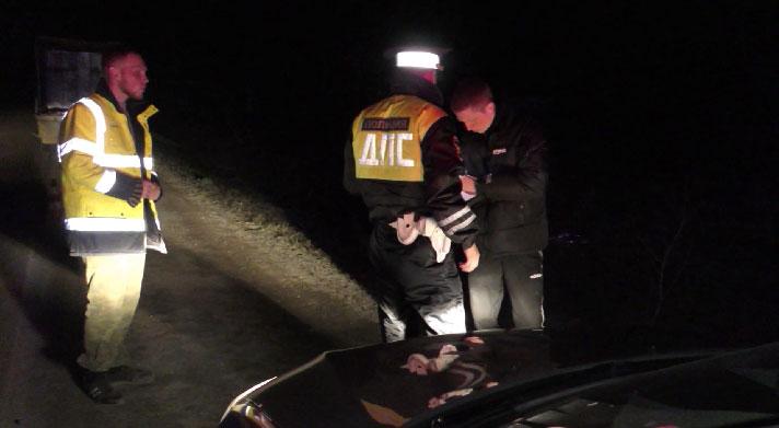 На трассе Екатеринбург-Полевской погиб мотоциклист