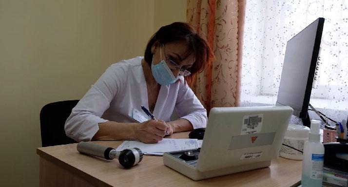 В Свердловском онкодиспансере прошёл день открытых дверей