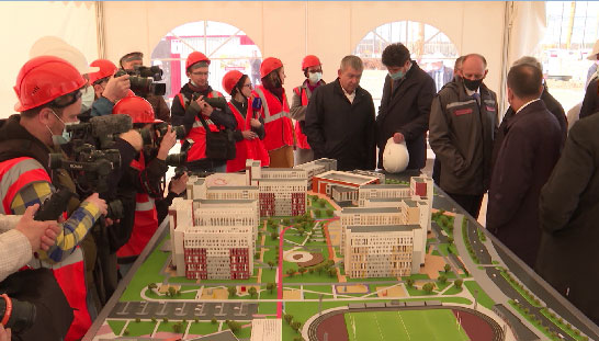 Комиссия правительства РФ проверила, как регион готовится к «Универсиаде-2023»