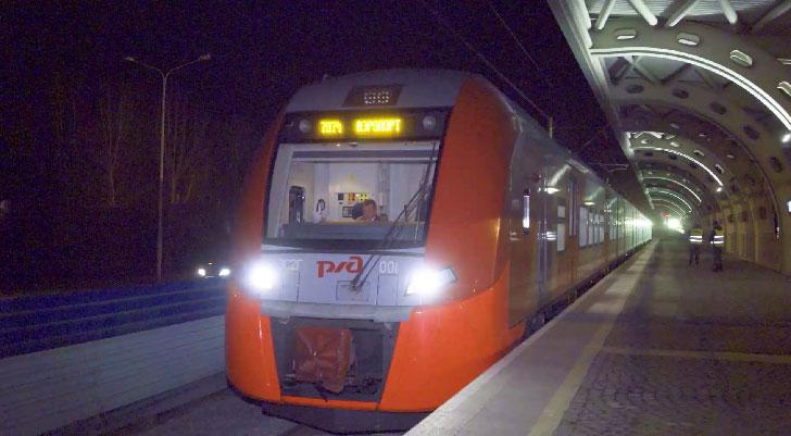 «Ласточка» начала курсировать от Нижнего Тагила до аэропорта Кольцово