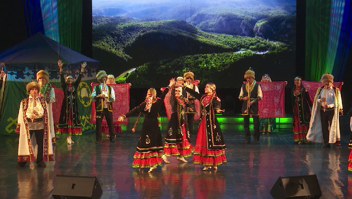 Фестиваль башкирской культуры собрал участников со всей России