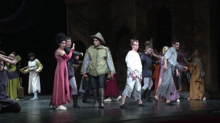 К премьере оперетты «Боккаччо» готовятся в Музкомедии