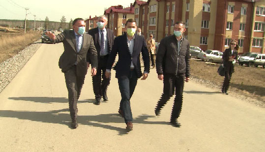 Жители Талицкого района пожаловались губернатору на новую дорогу