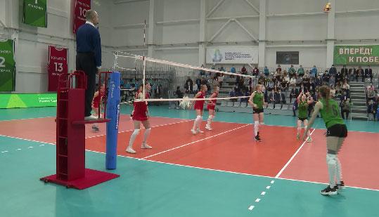 В Екатеринбурге открылась академия волейбола Николая Карполя