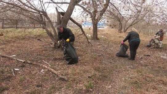 В Свердловской области началась пора субботников