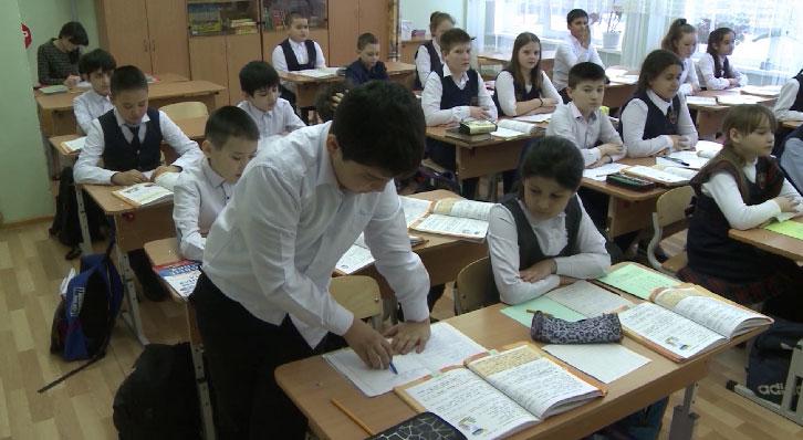 В екатеринбургской школе учатся дети сразу 19 национальностей