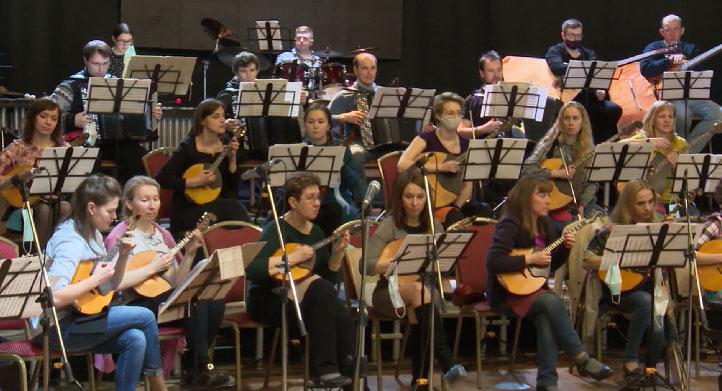 Уральский государственный русский оркестр отмечает 35-летие