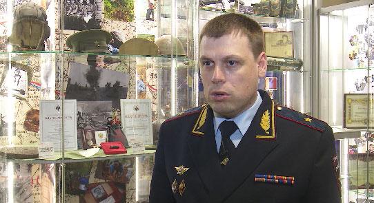 Начальник УрЮИ МВД Роман Павленков рассказал об автопробеге «Маршрут памяти»