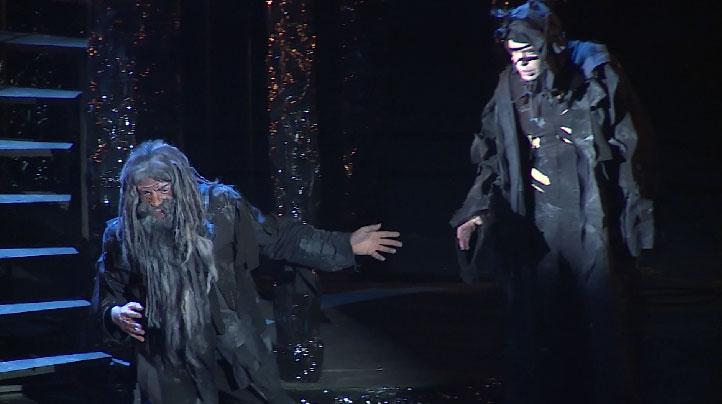 В Новоуральске представили премьеру мюзикла «Монте-Кристо. Я – Эдмон Дантес»