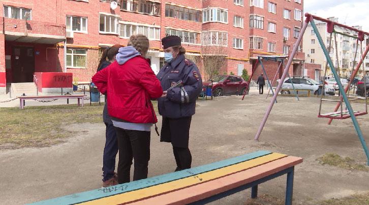В Екатеринбурге участились случаи ДТП с детьми