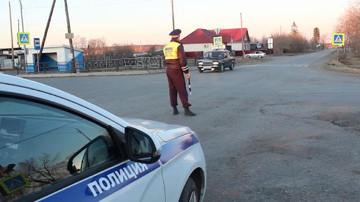 Неутешительные итоги рейда «Безопасная дорога» подвели сотрудники ГИБДД