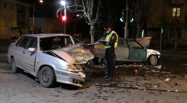 Несколько ДТП произошло за минувшие сутки на Урале