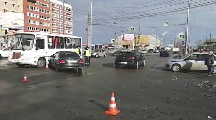 Один человек пострадал в результате ДТП в Нижнем Тагиле