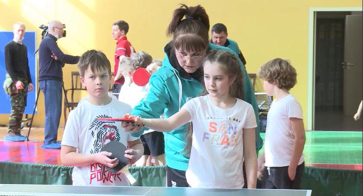 Татьяна Кутергина провела мастер-класс для младшеклассников