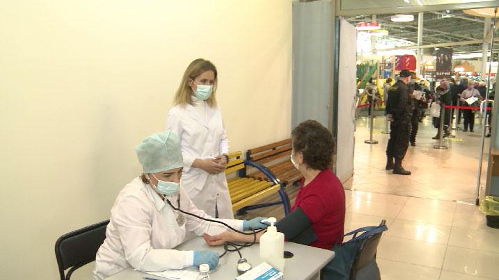 В регионе активно продолжается вакцинация от COVID-19