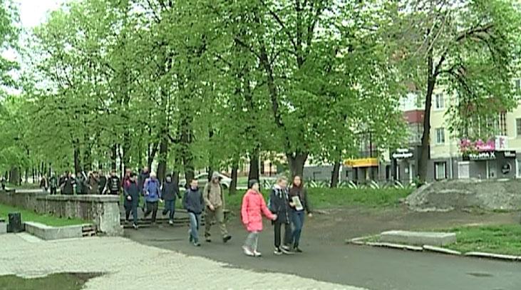 «Майская прогулка» пройдет в Екатеринбурге 16 мая