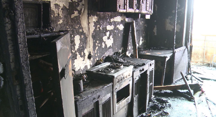 В Сысерти в пожаре погиб малолетний ребёнок