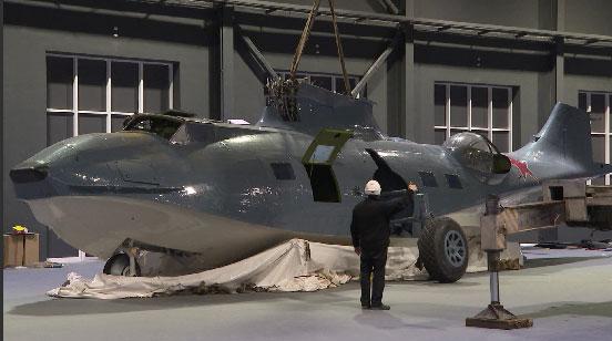 В Верхнепышминском музее военной техники открылся павильон авиации