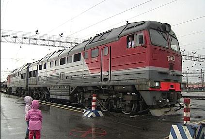 В Екатеринбург прибудет исторический эшелон