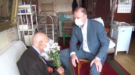 В Ирбите поздравили ветеранов войны и тыла