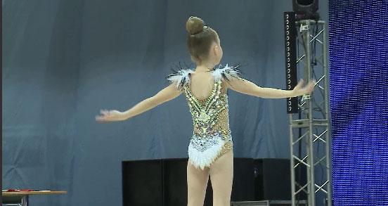 Международный турнир по художественной гимнастике стартовал в Верхней Пышме