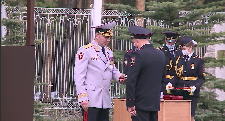 Уральский юридический институт МВД отметил 60-летие
