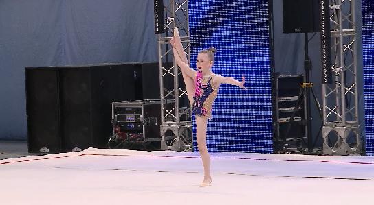 Турнир по художественной гимнастике на призы Анастасии Татаревой завершился в Верхней Пышме