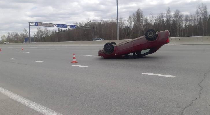 В Екатеринбурге увеличилось количество аварий из-за превышения скорости