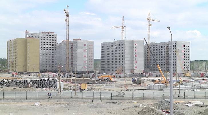 В столице Урала полным ходом идёт подготовка к Универсиаде-2023