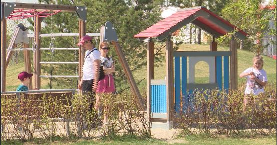 В Свердловской области продолжает действовать федеральный проект благоустройства