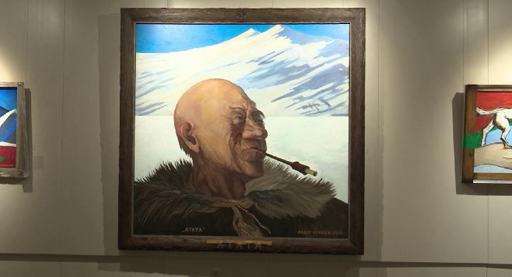 В Екатеринбурге открылась выставка Фёдора Конюхова