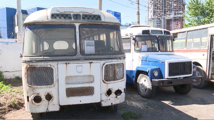 В Екатеринбурге появится музей ретро-автобусов