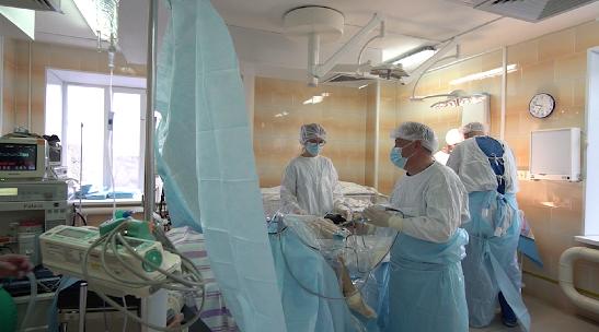 В Уральском институте травматологии и ортопедии появился новый артроскоп