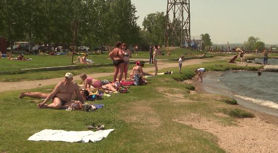 Столетний температурный рекорд побит на Урале